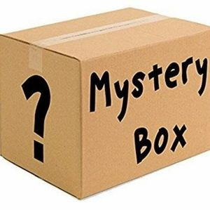 Men's Mystery Box (Shirts, Sweaters, Accesories)